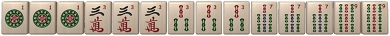 Hong Kong Mahjong Game Scoring - All Kongs