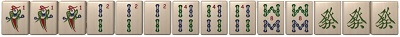 Hong Kong Mahjong Game Scoring - Jade Dragon