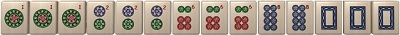 Hong Kong Mahjong Game Scoring - Pearl Dragon