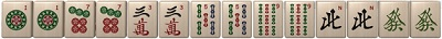 Hong Kong Mahjong Game Scoring - Seven Pairs