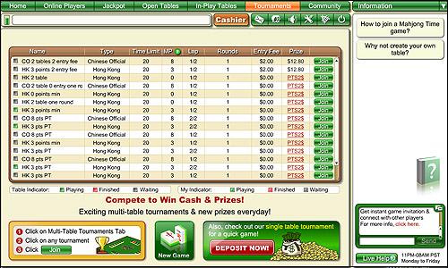 photograph regarding Mahjong Rules Printable identified as Mahjong Tournaments
